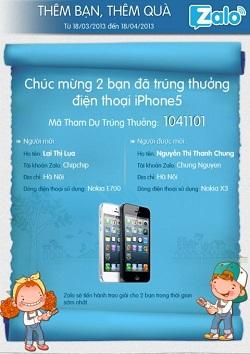 Hình ảnh Tai zalo cho iphone 3g